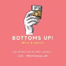 Bottoms Up! Logo