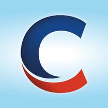 coffee white store Logo