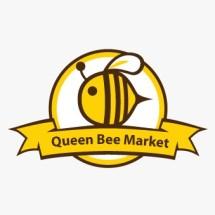 Logo Queen Bee Market