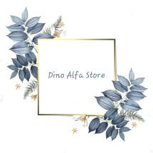 Logo Dino Alfa Store