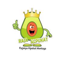 Logo RAJA ALPUKAT MENTEGA