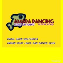 Logo AMARA pancing
