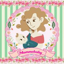 Logo mommebaby