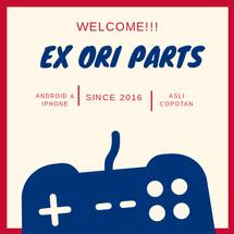 Logo SPAREPART EX ORIGINAL