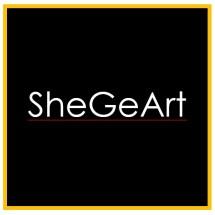 Logo SheGeArt