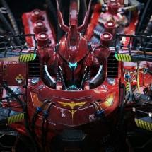 Omick's Gundam