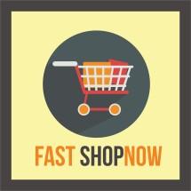 Logo fast shopnow