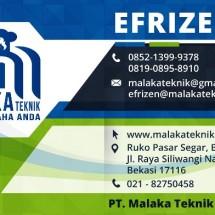 Logo MALAKA TEKNIK