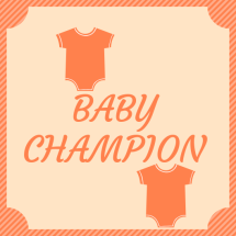 Logo Baby Champion