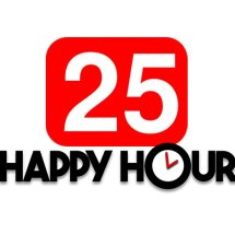 Logo 25 Happy Hour
