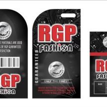 Logo RGP FASHION