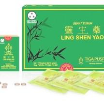 Ling Shen Yao Obat Kista