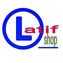 Logo Latif shop