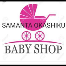 Logo SAMANTAOKASHIKUBABYSHOP