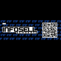 Logo infosell and clothing