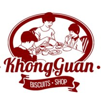 Logo Khong Guan Biscuits Shop