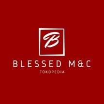 Logo Blessed M&C