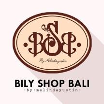 Logo BILY SHOP BALI