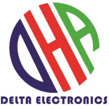 Logo Delta Electronics
