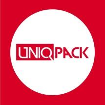 Logo uniq pack plastik