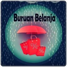Hujan Pulo Shop Logo