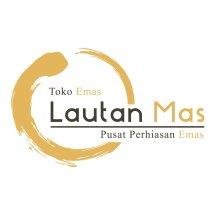 Logo Toko Emas Lautan Mas