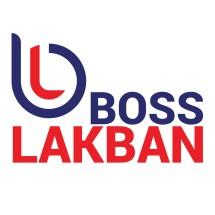 Logo Boss Lakban