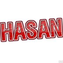 Logo hasan qomar shop