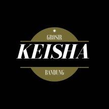Logo grosir baju keisha
