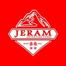 Logo Jeram Adventure Store