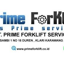 Prime Forklift Services Logo