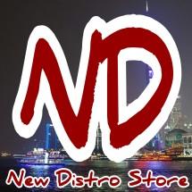 Logo New Distro store