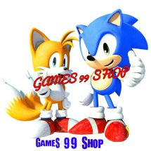 Logo GAMES 99 SHOP