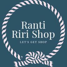 Logo Ranti Riri shop