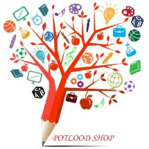 Logo POTLOOD SHOP