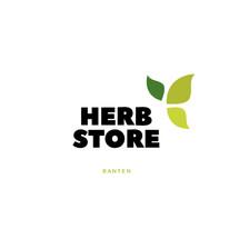 Logo Herb_store