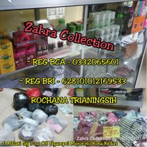 Logo Zahra Collection Kdr