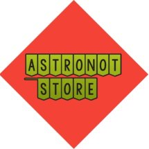 Logo Astronot_store
