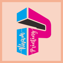 Logo ILHAM Printing
