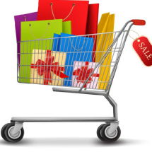 Logo happy shopping777