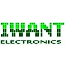 Logo I WANT ELECTRONICS