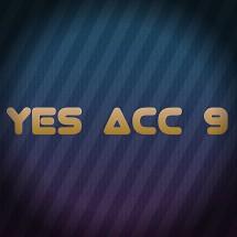 Logo yes acc 9
