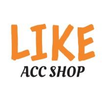 Logo LIKE acc SHOP