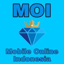 Mobile Online Indonesia Logo