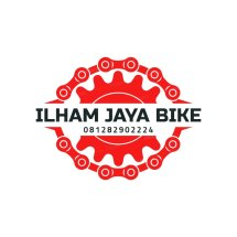 Logo Ilham Jaya Bike