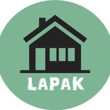 Lapak Salon Logo