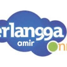 Logo Erlangga Amir shop
