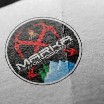 Logo marka flow adventure