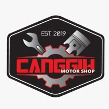 Logo Canggih Motor Shop