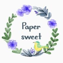 Logo Paper Sweet